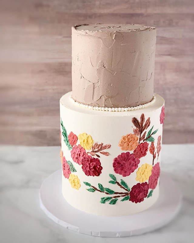 Cake by The August Cake Co.