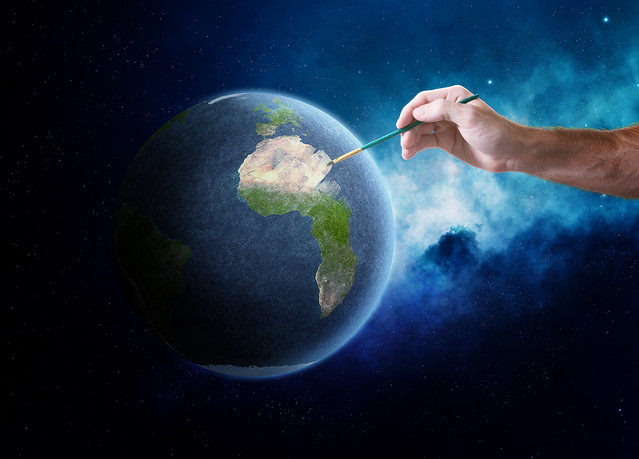 Do you know the Creator of the world? #JESUS #africa