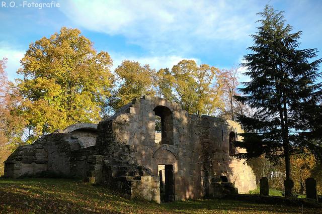 Kirchenruine / Church-Ruin
