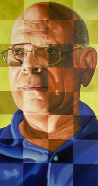 ציור דיוקן ציורי דיוקנאות פרצוף רפי פרץ פרצופים צייר ישראלי ריאליסטי אמנות ישראלית עכשווית מודרנית אמן  עכשווי מודרני   raphael perez