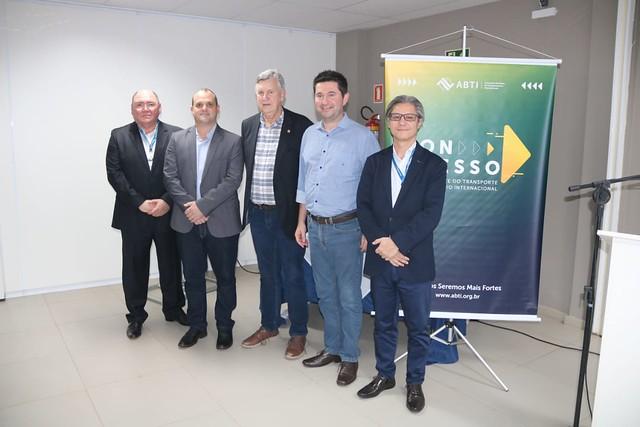 08/11/2019 2º Edição do Congresso Itinerante do Transporte Rodoviário Internacional - São Borja
