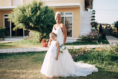 Beautiful wedding in Greece, Corfu