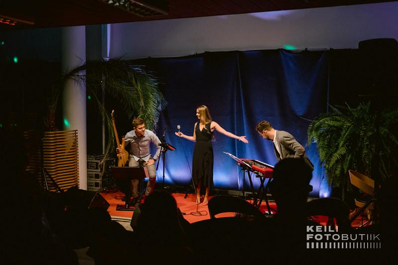 Jazz.ee ja Saare KEK LIVE | Marianne Leibur Trio