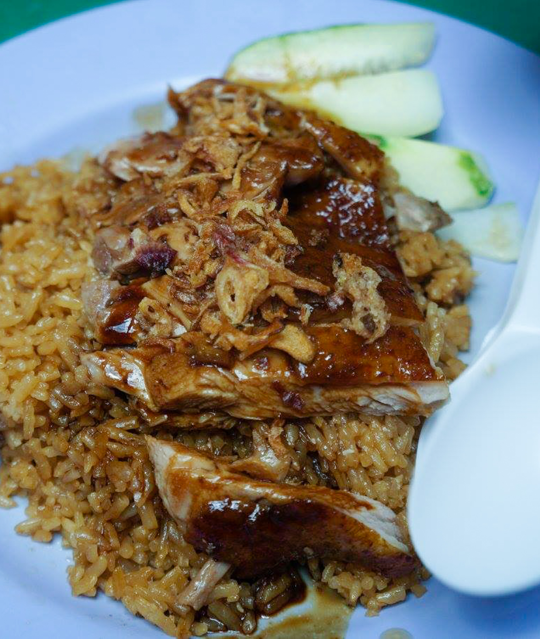 chicken rice post