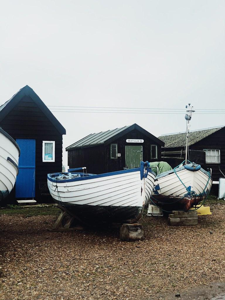 Southwold. Harbour 2019
