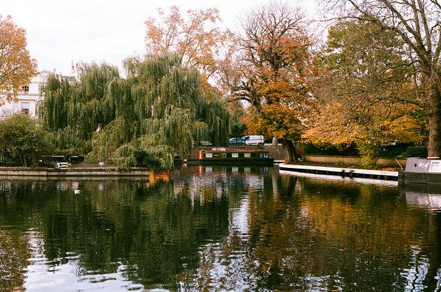 Wimbledon Park & Paddington - Film - Nov 2019