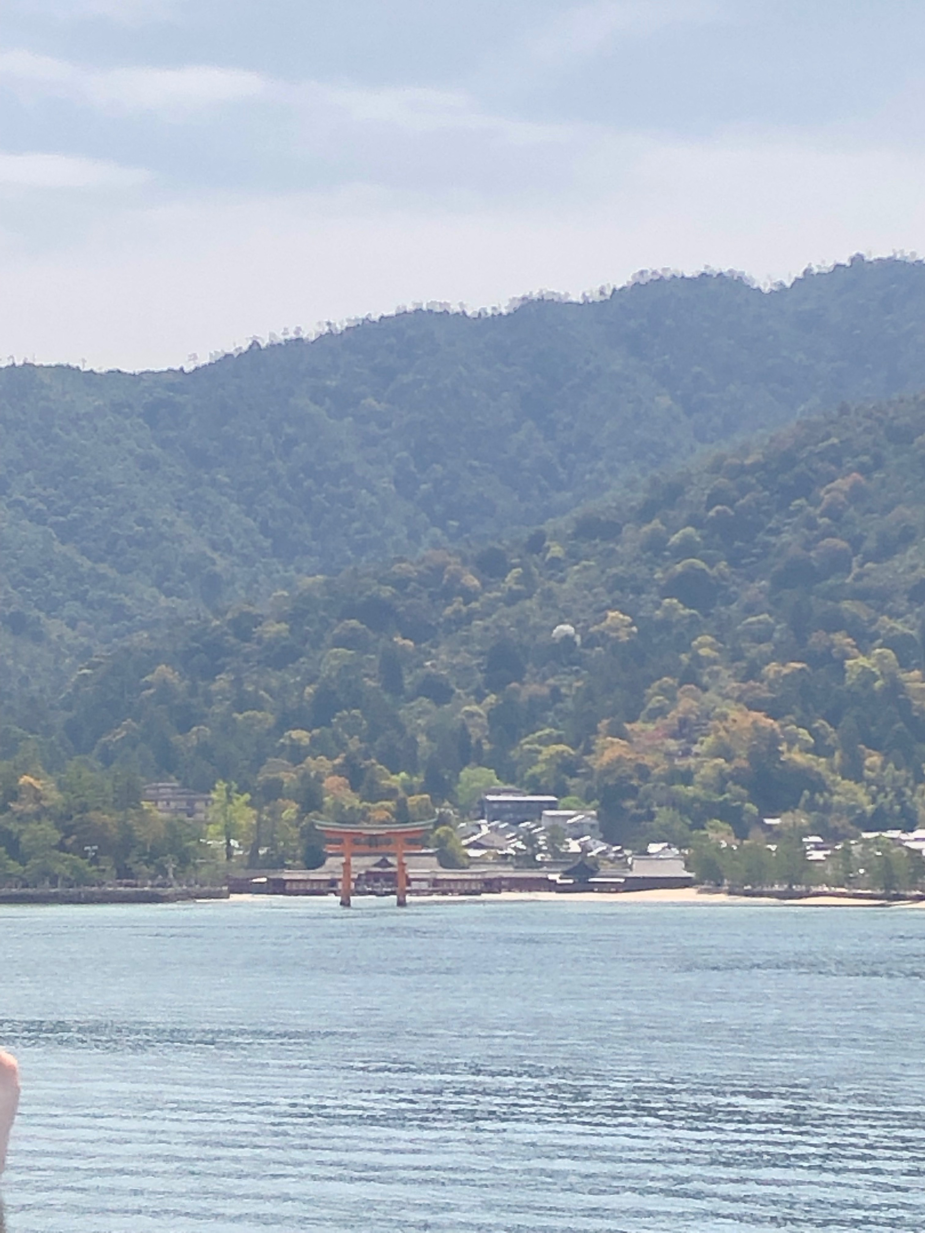 hiroshima tori gate