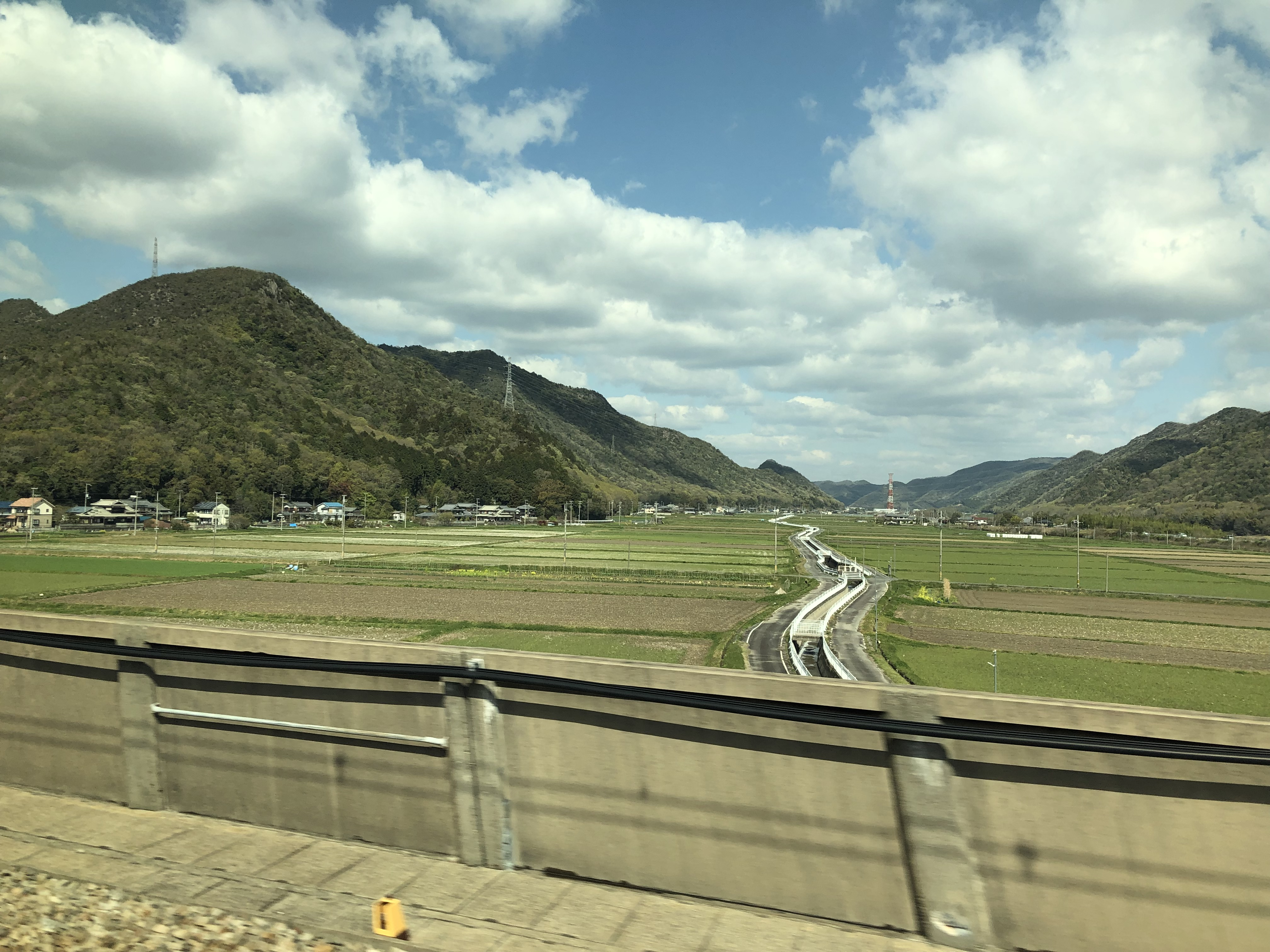 hiroshima train journey