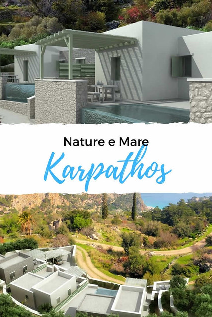 Nature e Mare, karpathos | Villas op Karpathos, Griekenland