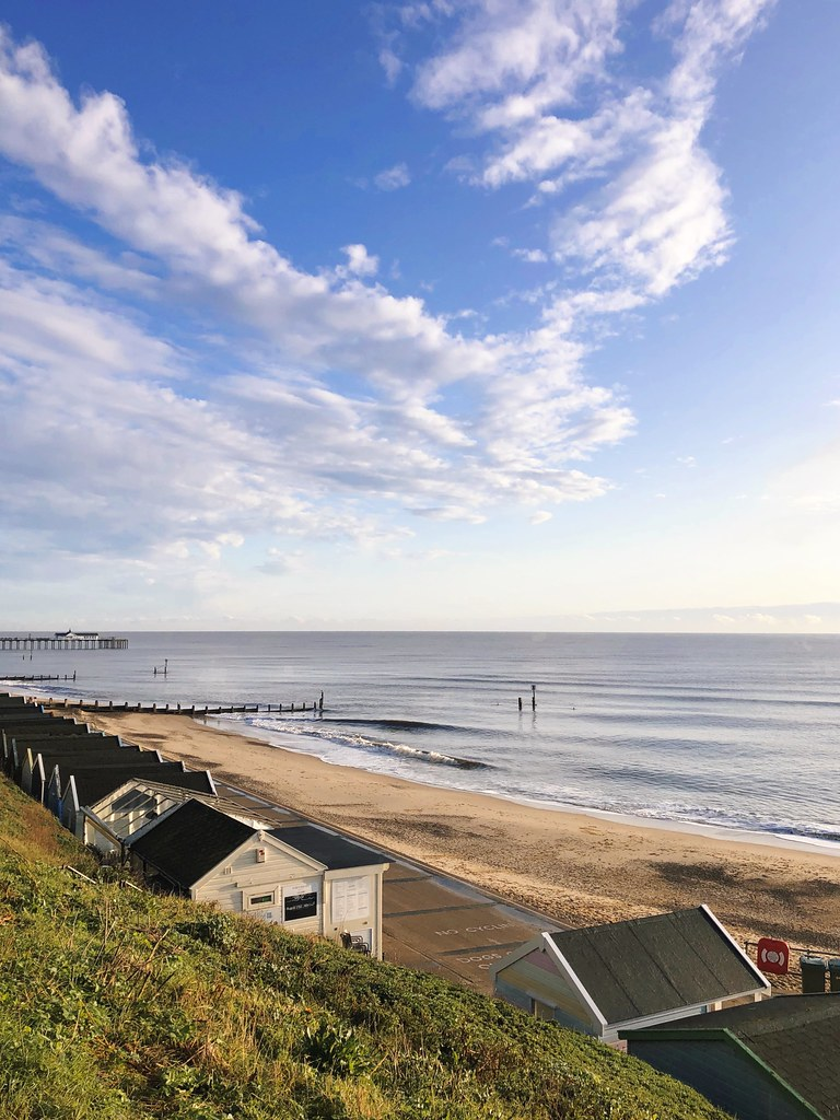 Early Morning Southwold BeachAutumn