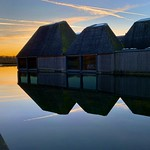 Brockholes Floating Visitor Centre
