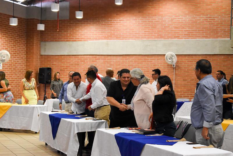 Desayuno Empresarial - Centro Regional Buga