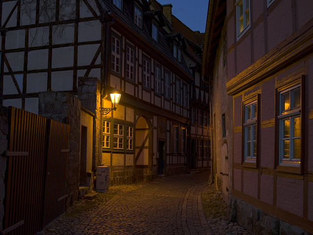 Once Upon A Time in Quedlinburg (III)