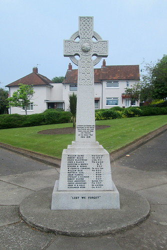 Whitletts War Memorial