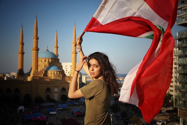 Recreating a nation~ Lebanon
