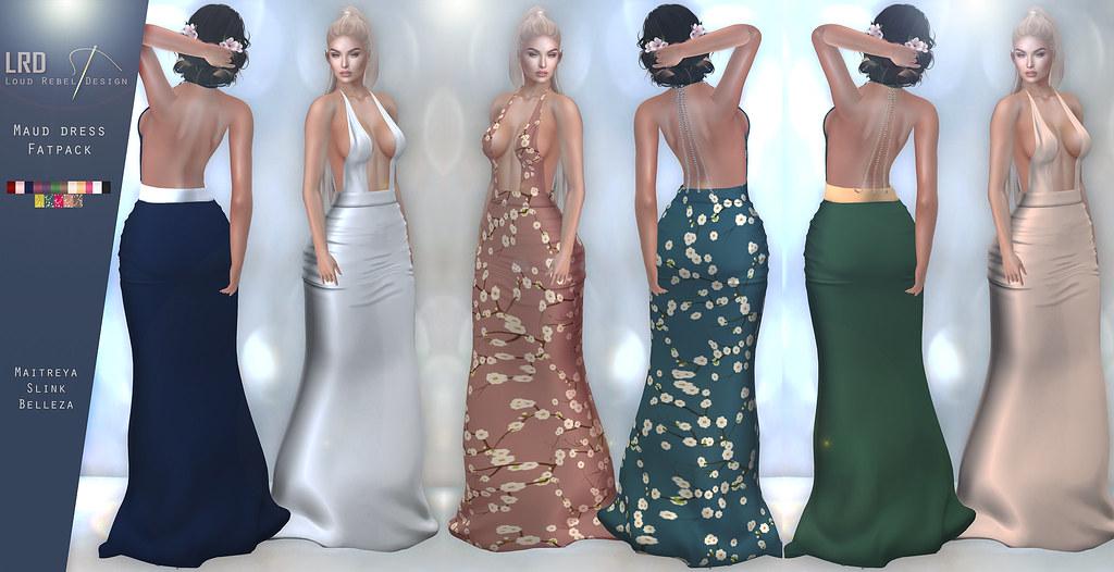 LRD Dress Maud Fatpack