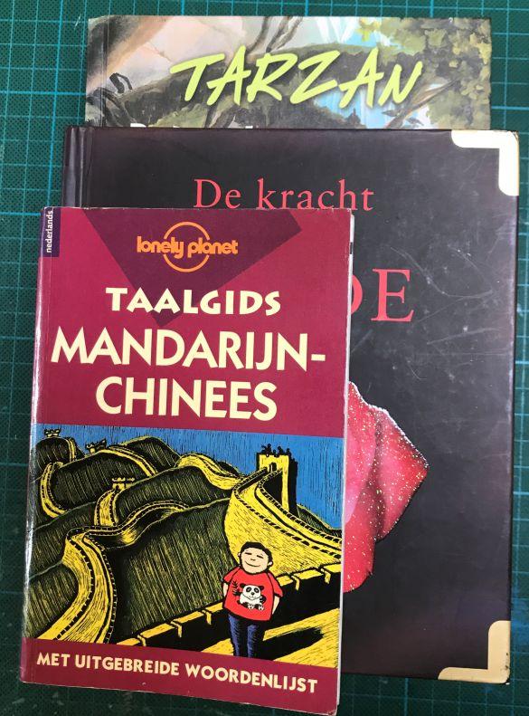IMG_1923DrieTitelsTarzanDeKrachtVanDeLiefdeTaalgidsManderijn-Chinees