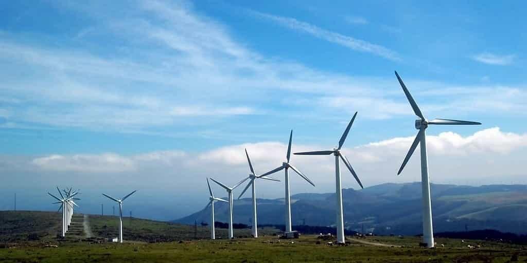 La vitesse du vent a augmenté entre 2010 et 2017