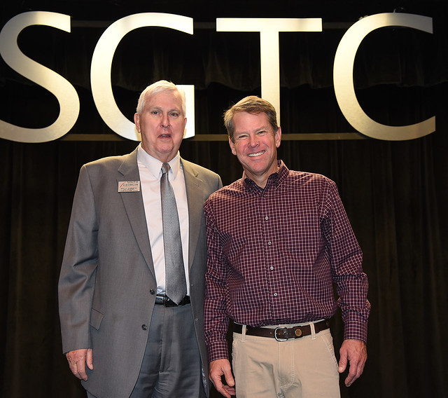 Governor Kemp visits South Georgia Technical College