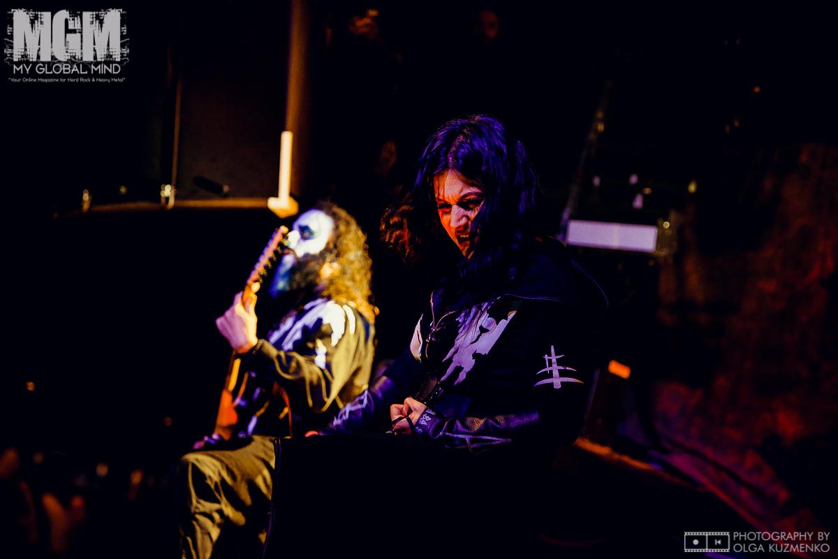 Lacuna Coil, The Academy, Dublin, 14.11.19