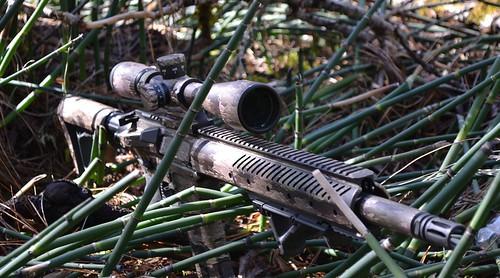 GunSkins AR-15 Rifle Skin (A-TACS IX)