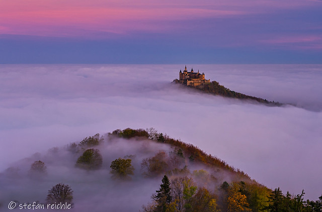 ** Hohenzollern Castle **