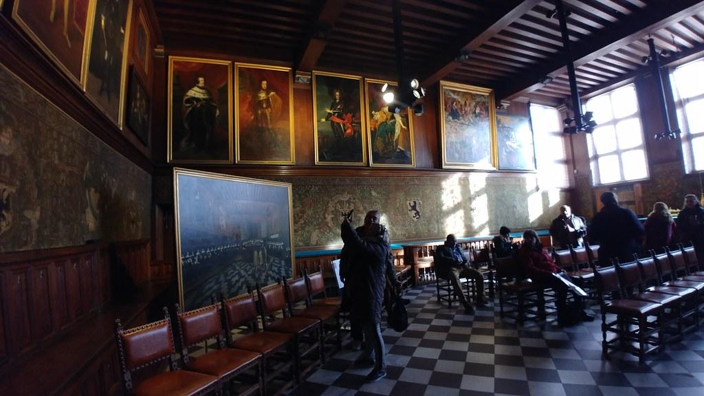 Palacio de la Justicia Brujas