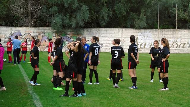 Γυναικείο ποδόσφαιρο: Πανλευκάδιος-ΑΟ Κέρκυρα 2-1