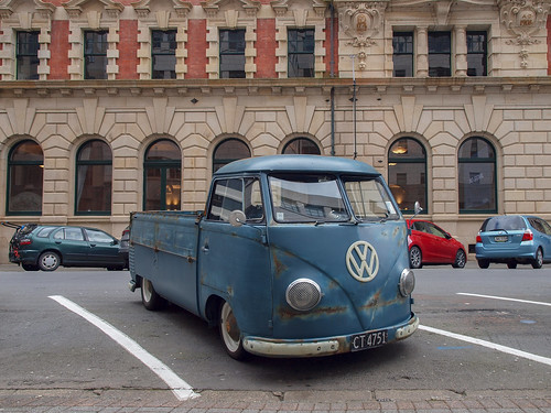 <p>1957 Volkswagen truck</p>