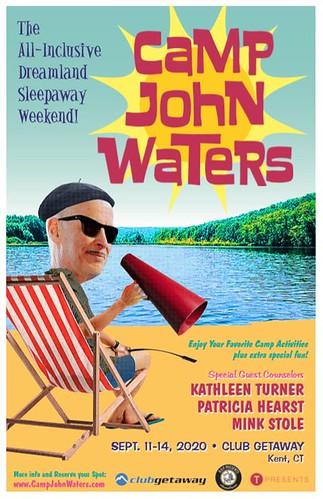 Camp John Waters in Fall 2020