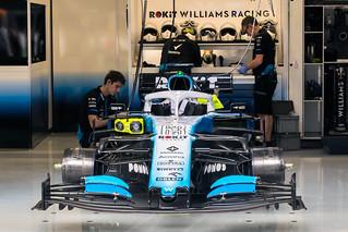 2019 F1 Brazilian Grand Prix - Williams Racing Team
