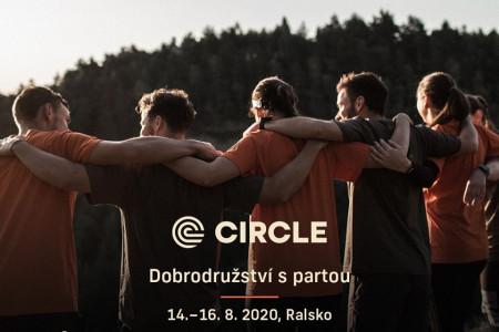 Když jeden běh nestačí, je tu Circle. Zažij týmový dobrodružství, jaký tu ještě nebylo