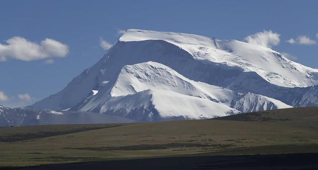 Mt Gurla Mandhata, Tibet 2019