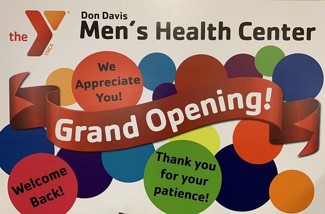 2019 New Britain YMCA Health Center Grand Opening