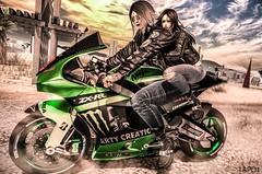 Kawa ZX-RR By Arty Crea