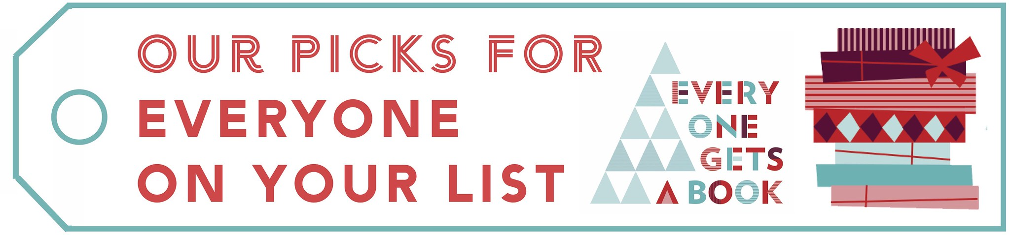 We've picked something out for everyone on your list!