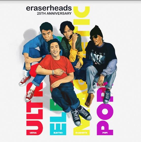 EraserHeads UltraElectroMagneticPop album cover