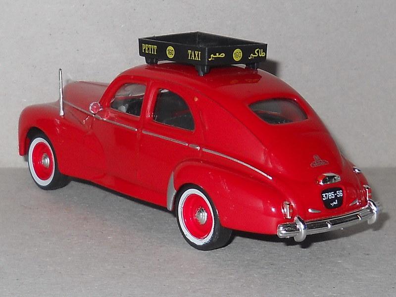 Peugeot 203 – 1960 – Taxi Casablanca