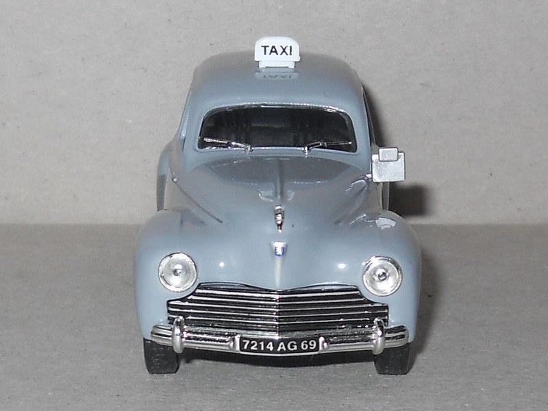 Peugeot 203 – 1955 – Taxi Lyon