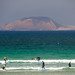 Surf en el paraíso (Lanzarote)