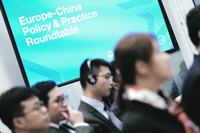 EUROPE-CHINA • Policy & Practice Roundtable