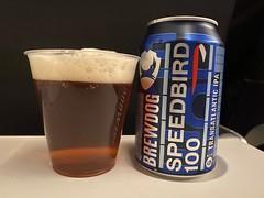 Smakar karamell och liksom inget mer — Drinking a Speedbird 100 by BrewDog