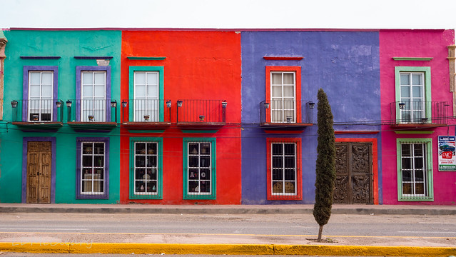 Storefront in Palomas