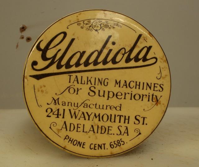 Gladiola Talking Machines