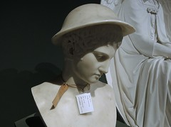 Sculpture in the Museo di Capodimonte, Naples