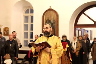 17.11.2019 | Божественная литургия в Свято-Юрьевом монастыре