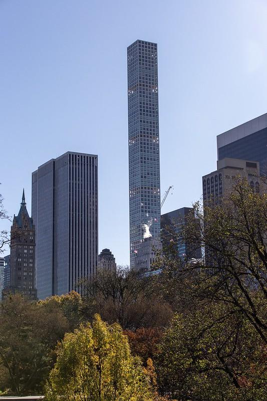Im Central Park.