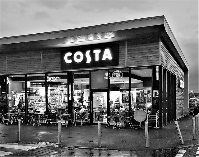 Costa Coffee - St. Helen's Auckland