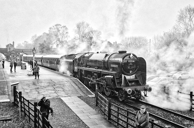 Great Central Railway Rothley Leicestershire 17th November 2019