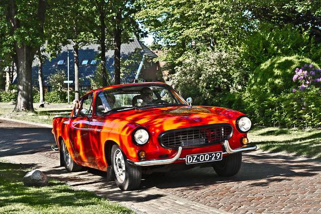 VOLVO P1800 S 1964* (2123)